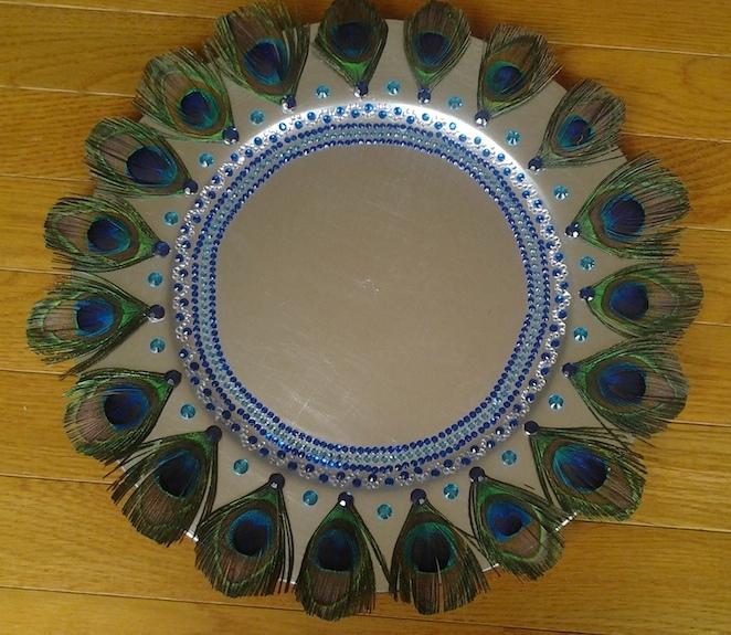 Peakcock Plate