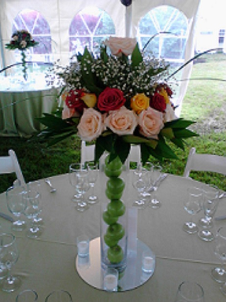 Attractive Fresh Flower Centerpieces For Weddings #1: TallVase02.jpg