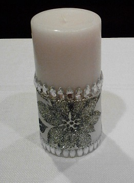 DecorativePillarCandles