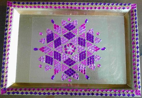 Tray-Purple